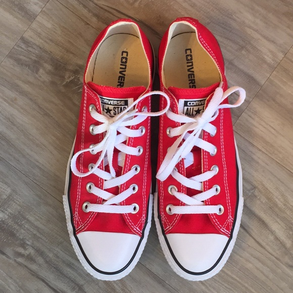 3936d0ff2825 Converse Chuck Taylor All Star Lo NWOT!